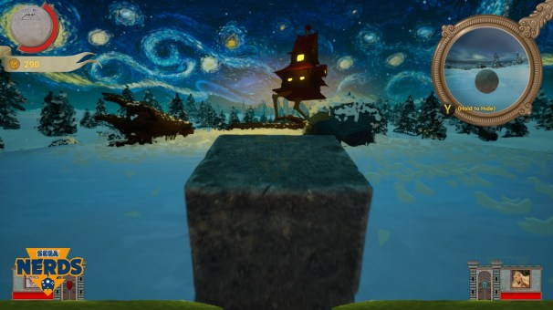 My favourite 'boulder' is a giant cube. Hard to control, but very powerful