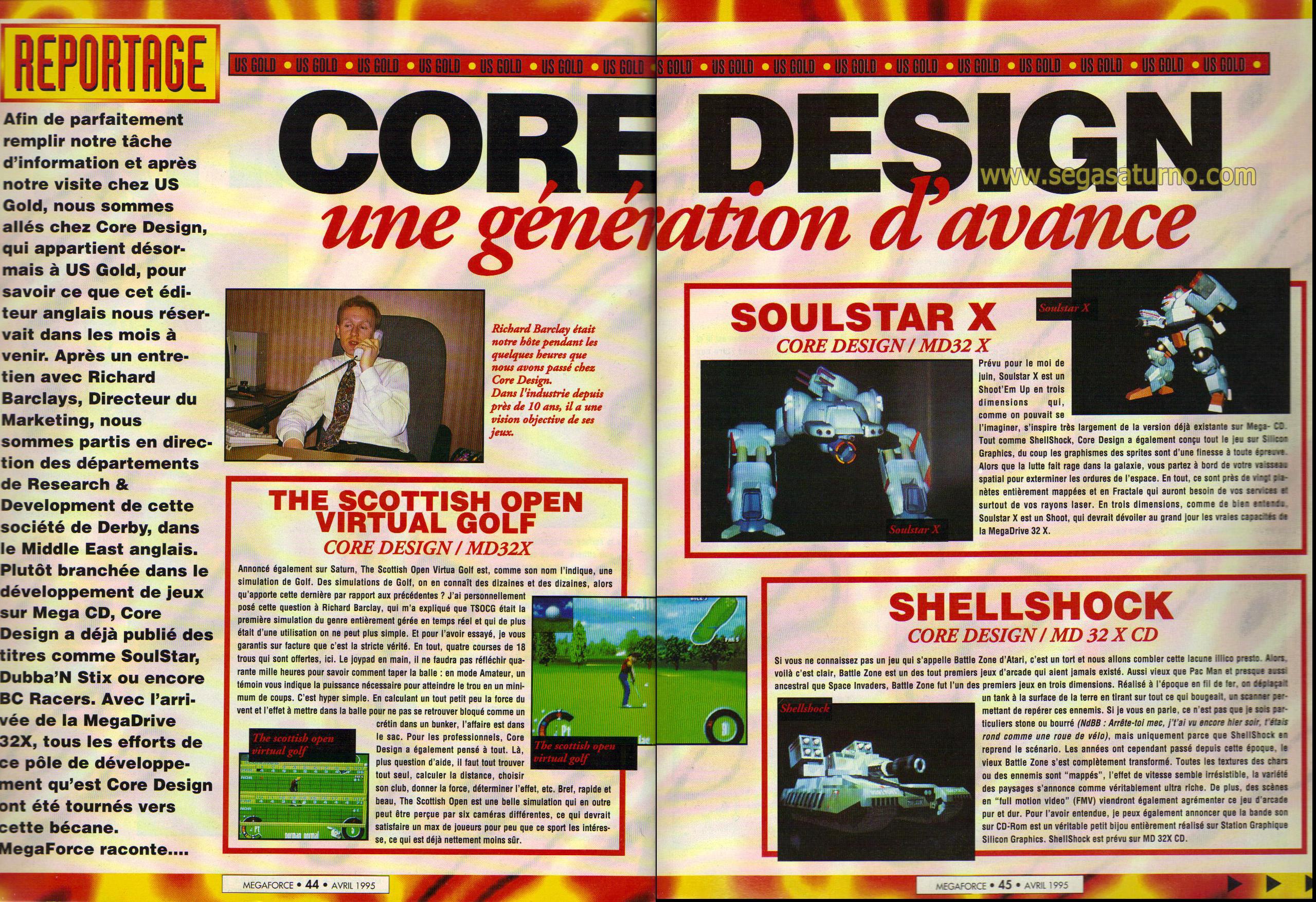 Resultado de imagen para core design games