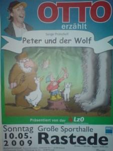 Otto Waalkes erzählt Peter und der Wolf