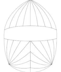 produktbild pirat spinnaker triradial1 375px