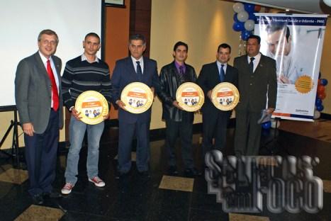 Campeões SulAmérica 2010 - Maio