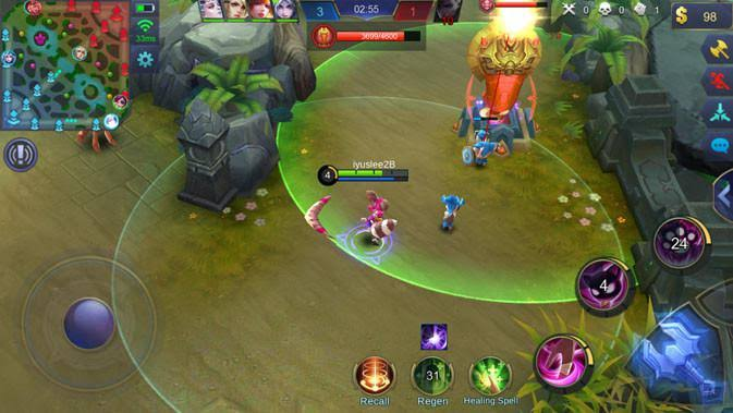 menang terus mobile legend