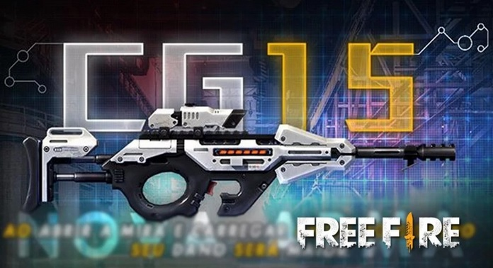 tips CG15 free fire