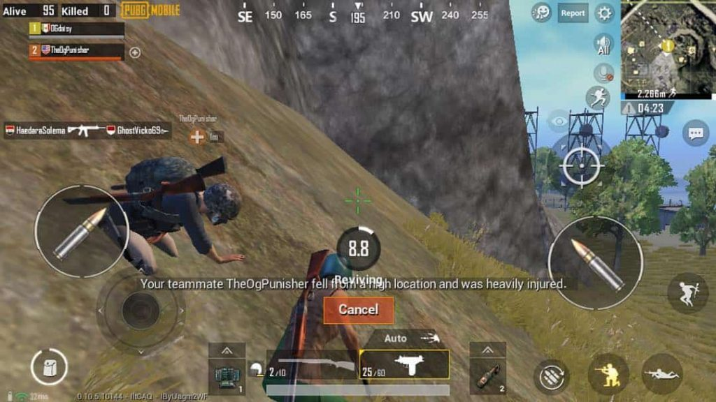 cheat anti baned pubg