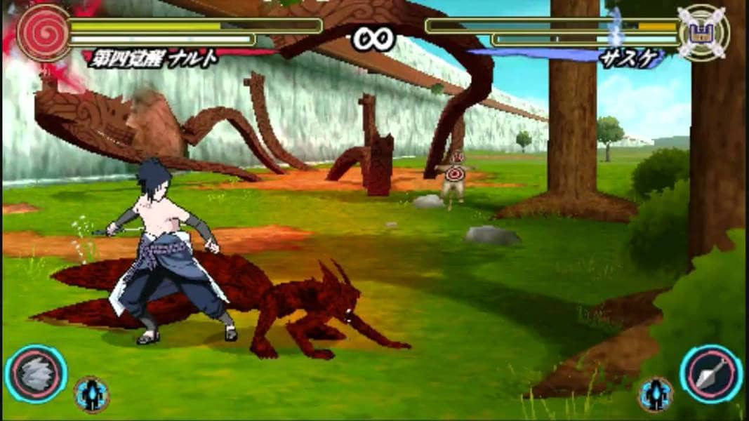 Download game ppsspp naruto