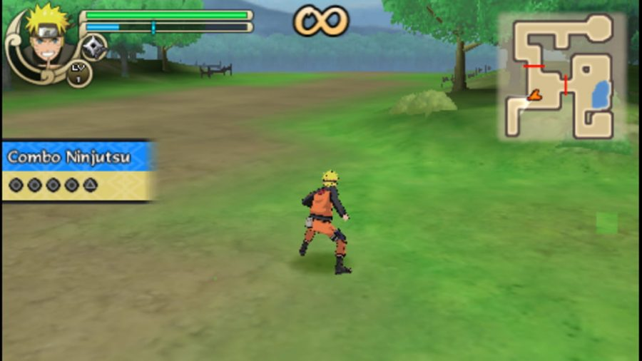 game ppsspp naruto