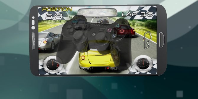 Main PS3 di Android