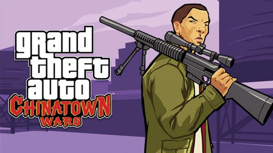 download game Grand Theft Auto Chinatown Wars iso