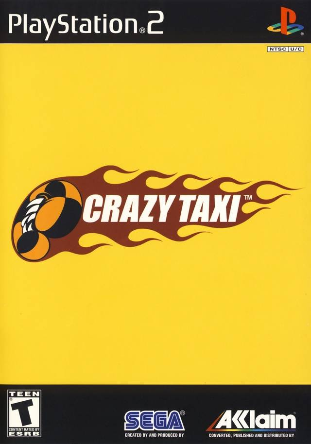 Game PS2 Android Crazy Taxi