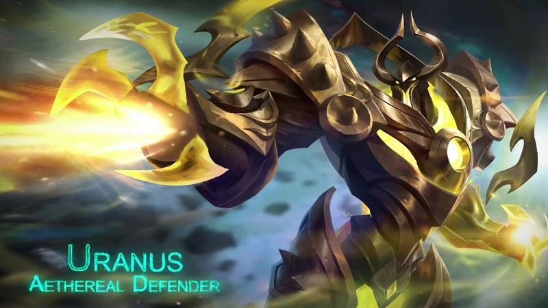 uranus hero mobile legends