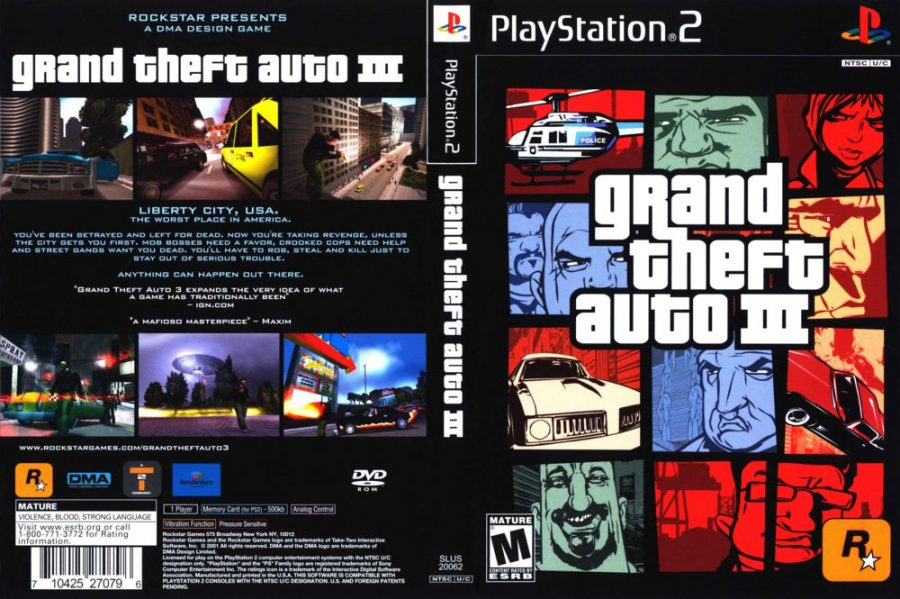 Game PS2 Android GTA III