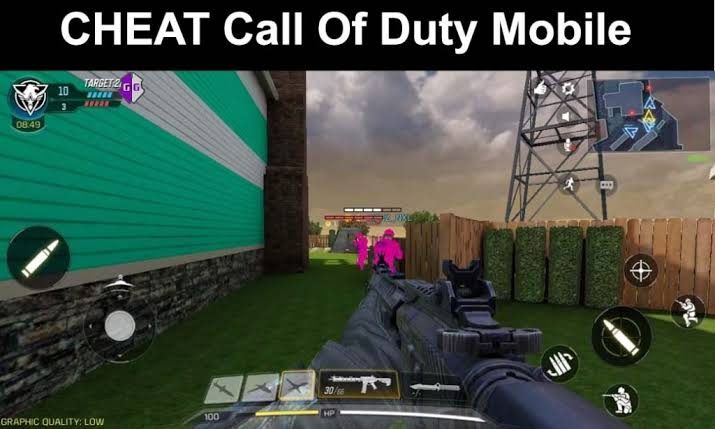 Cheat cod mobile