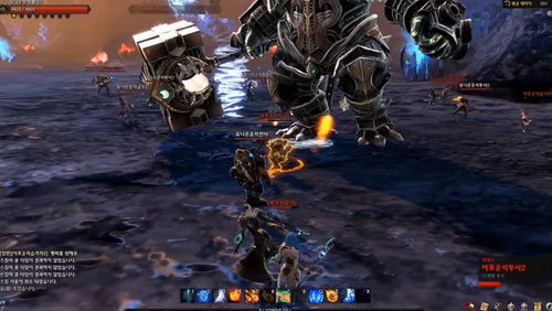 game action MMORPG