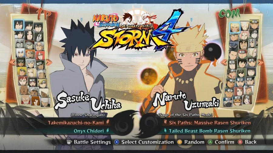 game ps2 naruto android iso