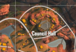council hall camper dan loot
