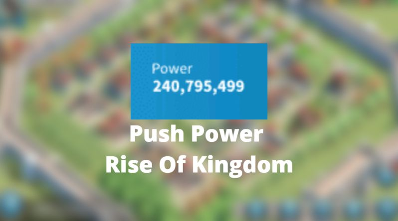 push power rok