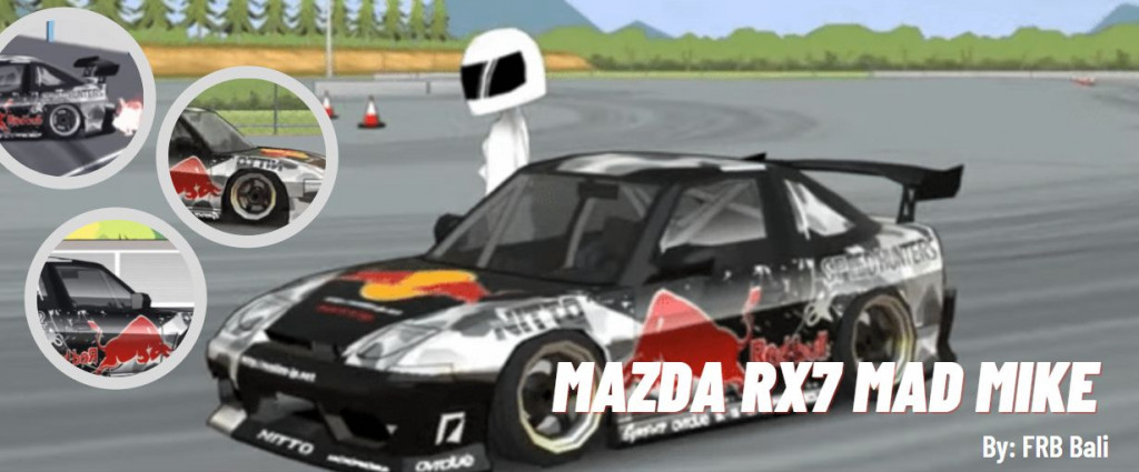 rx7 mad mike drift