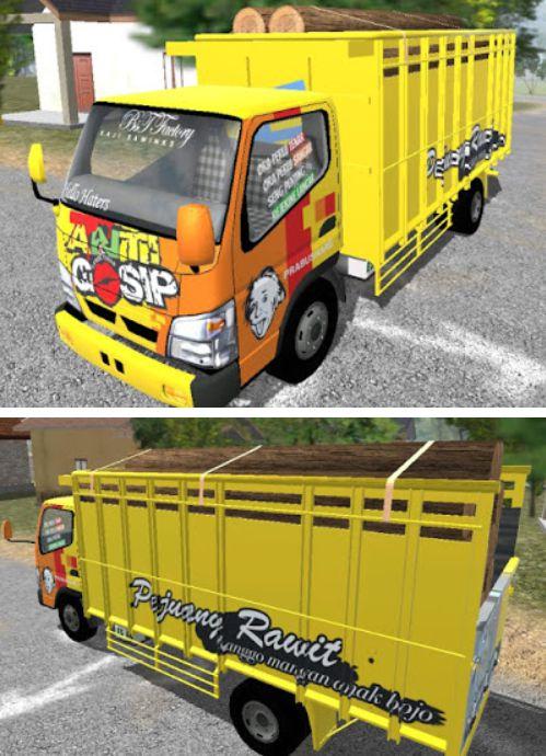Livery truck Pejuang Sawit