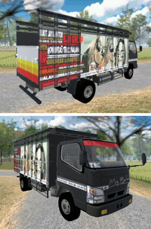 Black Truck livery Quotes
