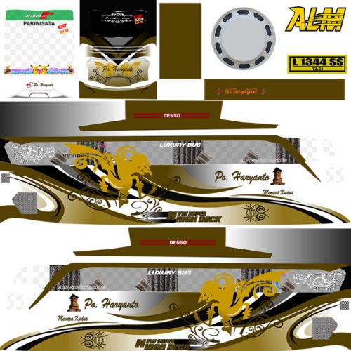 download livery bussid