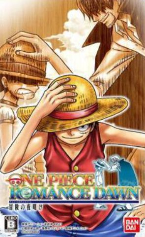game ppsspp One Piece : Romance Dawn