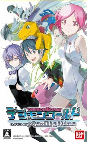 Digimon World : Re-Digitize