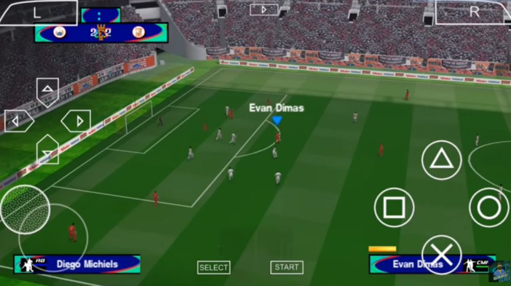 pes ppsspp android camera ps5
