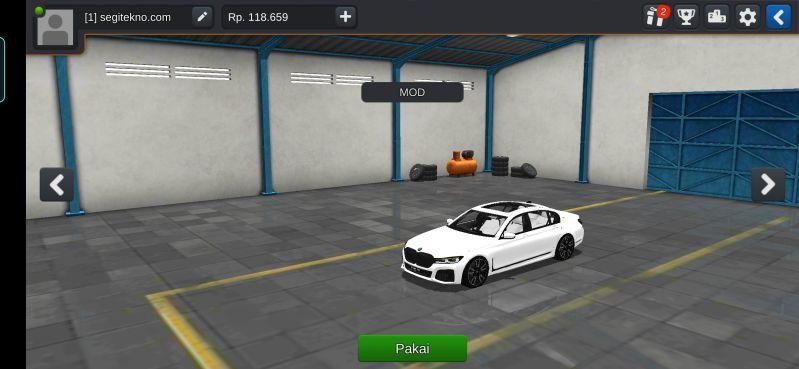 Download Mod Bussid Mobil mewah