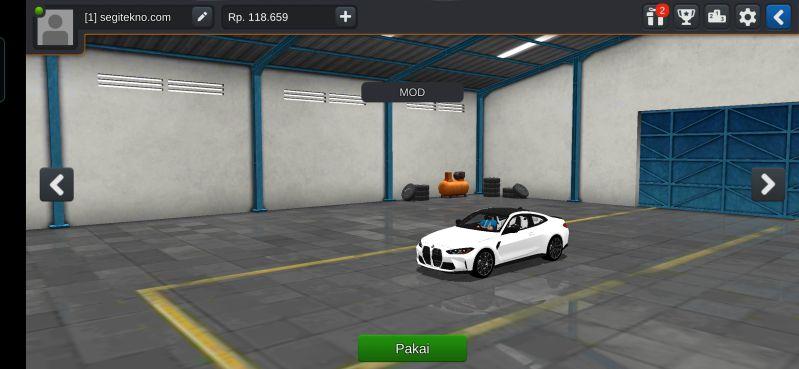 Download Mod Bussid Mobil bmw