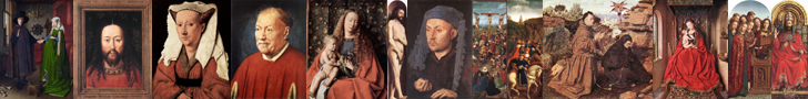 Jan van Eyck - Renaissance Realist by Segmation