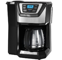best cheapest grind and brew coffee maker