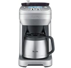 breville coffee maker with grinder