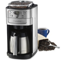 cuisinart coffee maker with grinder