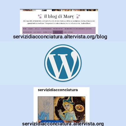 wordpress altervista