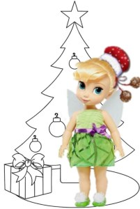 Creare un disegno a tema natalizio