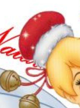 Cappellino natalizio trilly