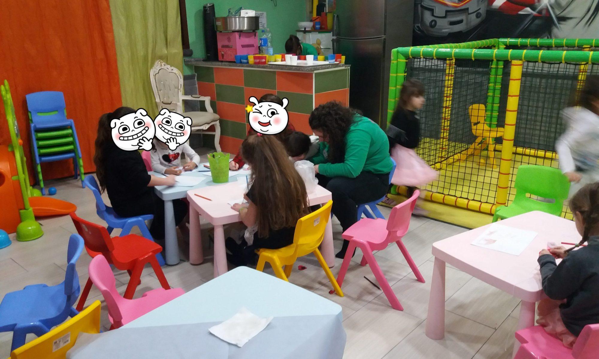 ristorante per bambini