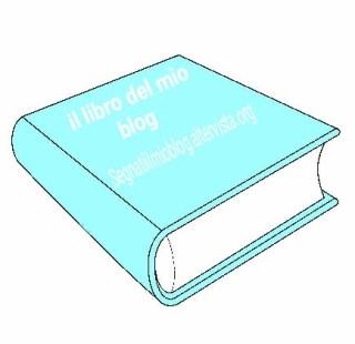 il libro del mio blog