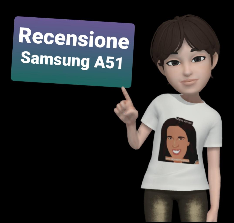 Recensione Samsung A51