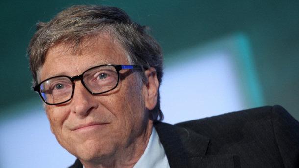 Билл Гейтс. Фото: AFP