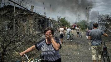 Западу не до Донбасса. Фото: AFP