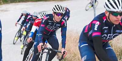 """Adriaan Janssen: """"There are many more races I want to win"""""""