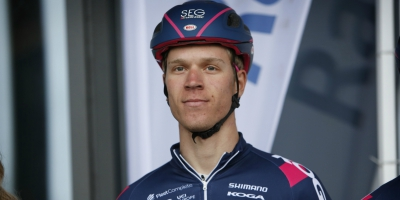 Cees Bol takes second in the opening day in Normandie