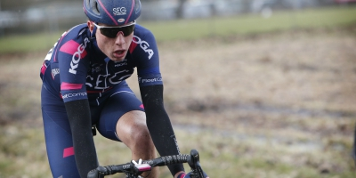 Van den Berg stays third in GC after a dangerous and hectic day