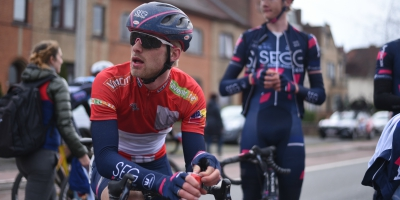 Kooistra stays fourth overall after a hectic stage