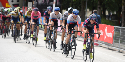 Williams stays third on GC after a really tough day