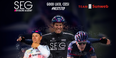 Cees Bol will move to the WorldTour with Team Sunweb