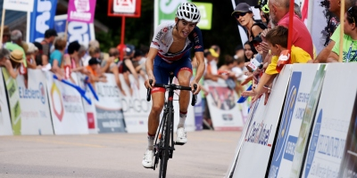 Adam Hartley will ride for the Academy in 2019