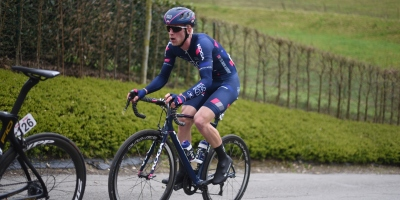 Kooistra takes second in the second day of the Olympia's Tour