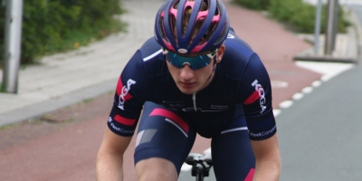 Jesper Rasch; from football to cycling